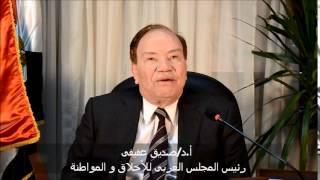تعليق د.صديق عفيفي علي توجية السيسي باستعجال تعديل قانون الدوائر الانتخابية