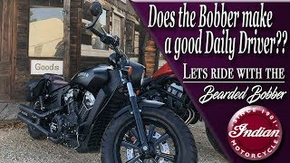 10. Does the Indian Scout Bobber make a Good daily driver?