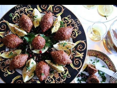 Армянское блюдо кюфта рецепт с фото