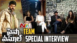 Paisa Vasool Movie Team Special Interview