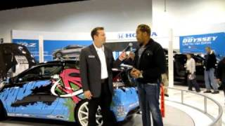 Bisi's interview at the Denver Auto show on the 533hp CRZ