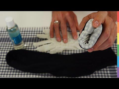 VAGINA selber BAUEN - Socken Handschuh Geschirrtuch! ! !