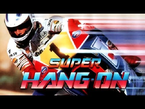 Super Hang-On Atari