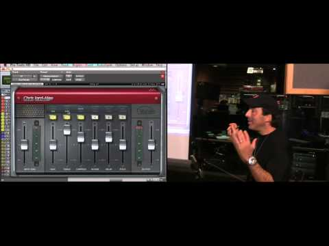 Waves Event with Chris Lord-Alge – Part 3: CLA Vocal Plugin