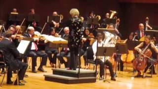 Video sin fines de lucro, para invitarlos a disfrutar la experiencia de asistir a una sala de conciertos. Concierto para tuba y orquesta (I. Depths). Jorge S...