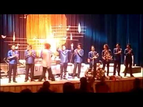 Iran Yazd Concert A bas le dictateur