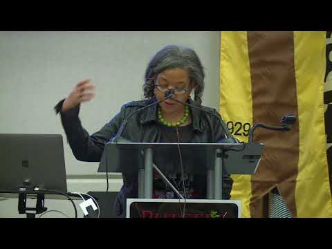 The 38th annual Marion Thompson Wright Lecture Series- Part 5