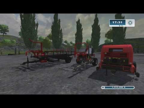 Farming Simulator 2013 Console Edition Xbox360/ps3 DLC Ursus Equipment Look round
