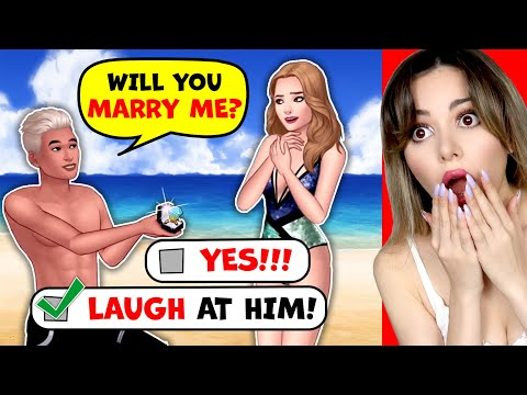 Gold Digger Catches a Millionaire Husband?!