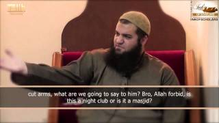 Этика наставляющих | Шейх Абдул Маджид