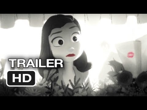The Paperman Official Trailer #1 (2013) - Disney Oscar-Nominated Animated Short HD