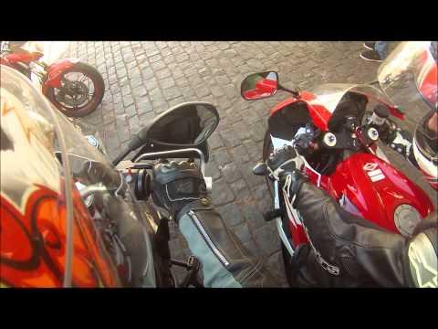 Capitães Moto Grupo - Entre Rio de Minas fotos e videos montagem