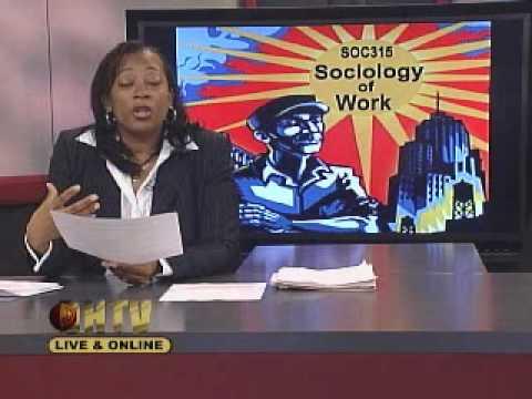 SOC315 Arbeitssoziologie Session 8  02/27/10