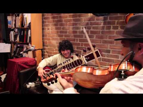Sultans of String with Anwar Khurshid EPK - SUBCONTINENTAL DRIFT (Official Video)