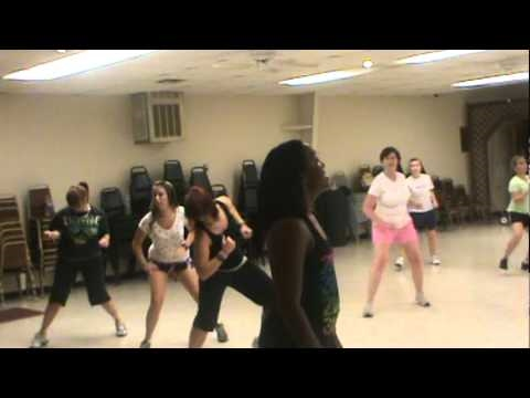 Zumba with Ashley - Rock That Body