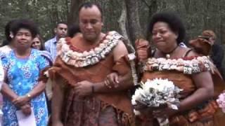 Highlights of Litiana Qiosese & John William Turner Traditional Fijian Wedding at Crossland Convention Centre, Galston, Sydney Austalia. 9th February, 2009.