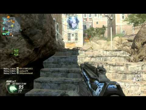 BO2: 140-0 Nuclear -  'Live Commentary' Video