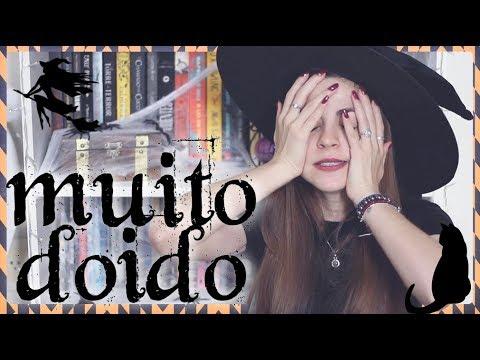 5,5 LIVROS QUE MEXERAM COM A MINHA CABEÇA | Especial Halloween