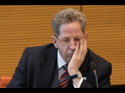 Empörung: Twitter-User kritisieren Maaßen für Aussage ...