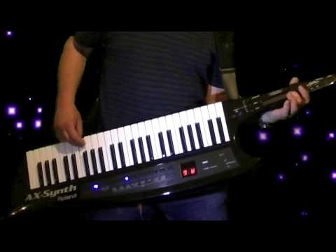 ROLAND AX SYNTH GUITAR LEAD - GEOFF DEAN
