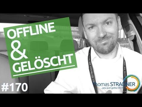 Gelöscht und abgeschaltet dank DSGVO! | BUSINESSVLOG | FMW #170 | Thomas Stradner видео