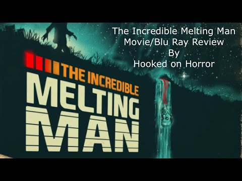 The Incredible Melting Man 1977 Movie/Blu-Ray Review