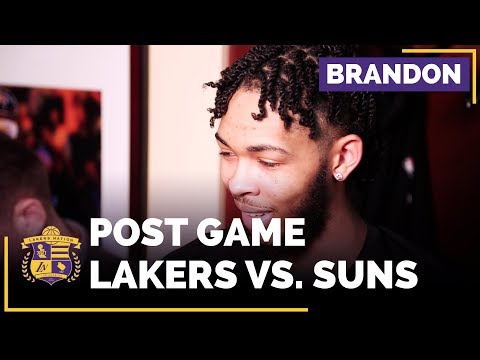 Video: Brandon Ingram After His Most Efficient Night As A Pro