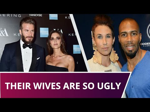 10 male celebrities married to ugly wives