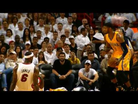 Lebron James vs Paul George