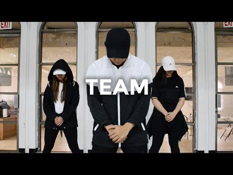 Iggy Azalea - Team (Dance Video) | @besperon Choreography #TEAMGUAM
