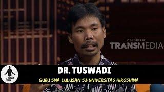 Video DR. TUSWADI, S3 LULUSAN JEPANG JADI PENGAJAR SMA DI DESA | HITAM PUTIH (14/05/18) 1-4 MP3, 3GP, MP4, WEBM, AVI, FLV September 2018