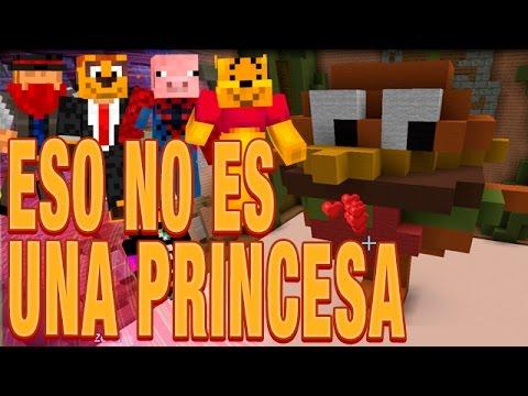 ESO NO ES UNA PRINCESA!!|BUILD BATTLE  | C/ Macu, Luh y Exo