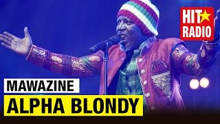 MAWAZINE 2017: ALPHA BLONDY ENCHANTE LE PUBLIC DE BOUREGREG