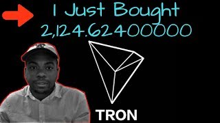 Tron (TRX) - What is Tron and Why I Bought