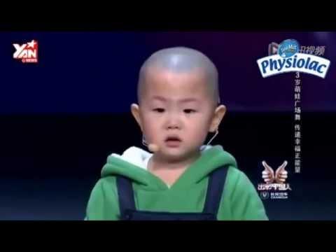 Chú bé Trung quốc 3 tuổi nhảy điệu nghệ - Thuyết minh - Thời lượng: 9:21.