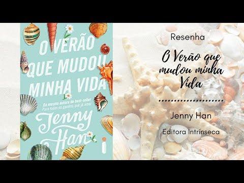 """Alerta Spoiler - Resenha - """"O Verão que Mudou minha Vida"""" - Jenny Han."""