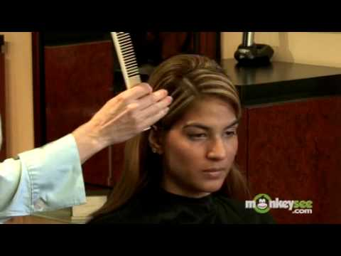 Prom Hairstyles – Completing the Straight Look