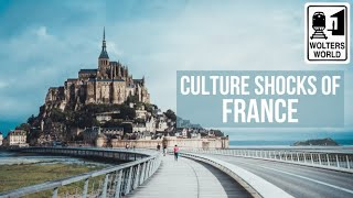 Visit France - 10 Things That Will SHOCK You About Visiting France on Holiday. Culture Shock France: If you are heading to France, whether it be to Paris or the ...