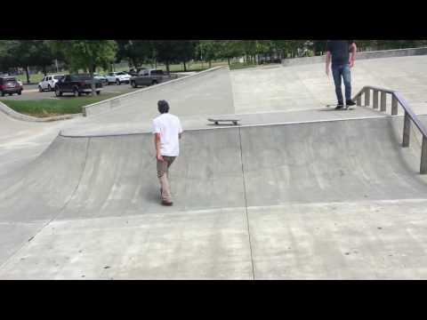 Dixon skate park
