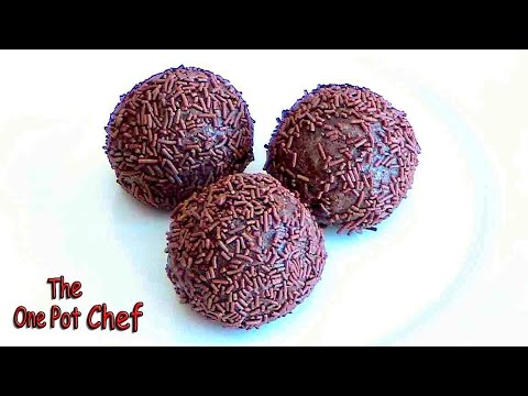 Chocolate Rum Balls – Recipe
