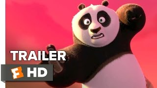 Nonton Kung Fu Panda 3 Official Trailer #2 (2016) - Jack Black, Angelina Jolie Animated Movie HD Film Subtitle Indonesia Streaming Movie Download