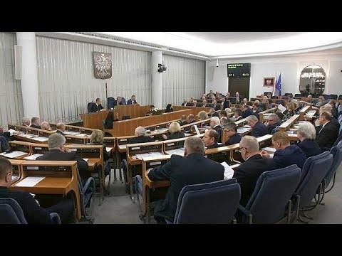 Auch polnischer Senat stimmt für umstrittenes Holocau ...