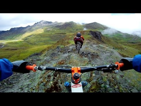 gopro - Shot 100% on the HD HERO® camera from ‪http://GoPro.com. Join Ali Goulet, Chris Van Dine and Aaron Chase as they explore a foreign land on an epic trip aroun...‬