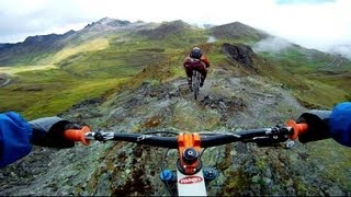 Shot 100% on the HD HERO® camera from   http://GoPro.com. Join Ali Goulet, Chris Van Dine and Aaron Chase as they explore a...