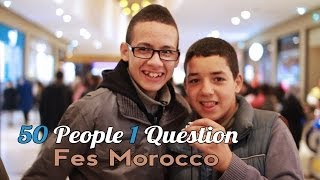 Fes Morocco  city photos : 50 people 1 question - Fes, Morocco