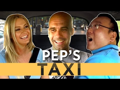 Pep's Taxi 2 | Guardiola Surprises More Fans!
