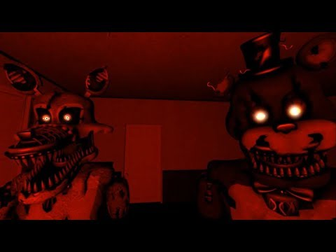 FNAF - Five Nights at Freddy's 4 SONG На Русском by Точка Z (видео)