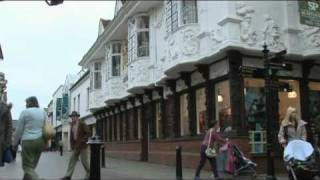 Ipswich United Kingdom  City new picture : Ipswich Tour.mpg