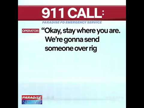 Every Paradise PD 911 calls