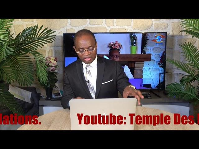 DE LA MISERE A L'ELEVATION. DECOUVREZ VOTRE DESTINEE PROPHETIQUE (vidéo n°2) .